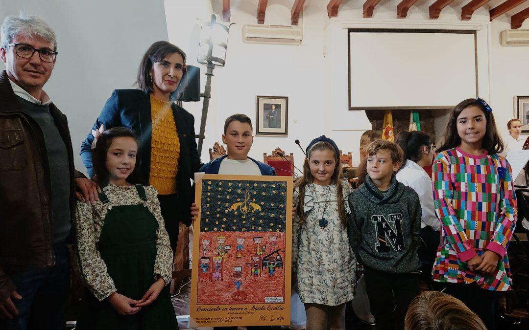 XVII Concurso de Dibujo en honor a Santa Cecilia. 1