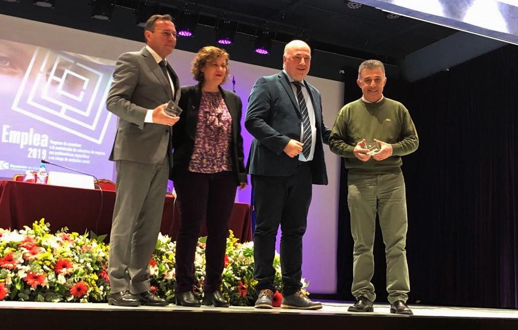 Villa del Río recibe la distinción 'Emplea' 2018 1