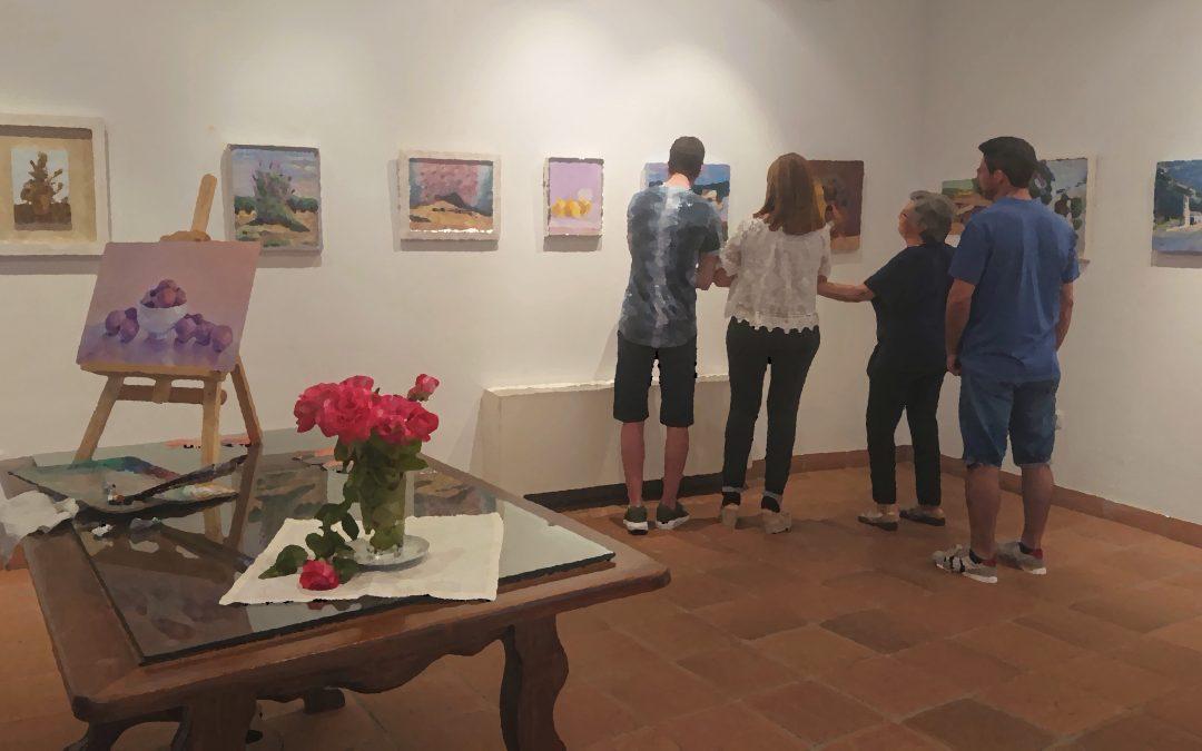Escuela de Artes Plásticas: Taller de Pintura 2020 1