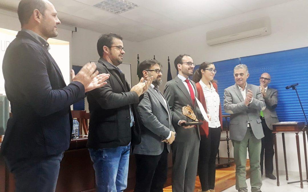 'Premio Uniema' al centro de la madera del Servicio Andaluz de Empleo (CEMER) 1