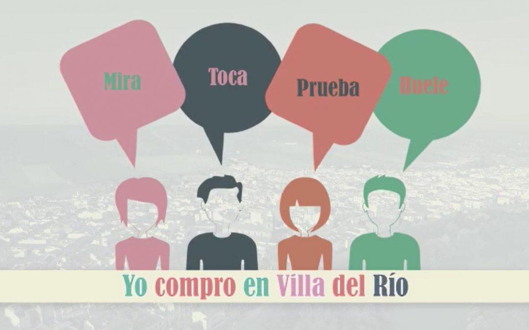 Apoyo al comercio local de Villa del Río 1