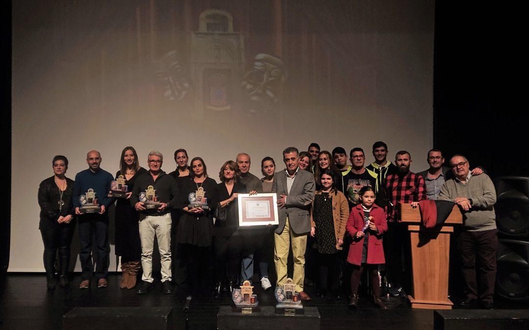 La obra '24 - F' gana el IV Certamen Nacional de Teatro Aficionado 'Manuel Tirado' Ciudad de Villa Del Río  1