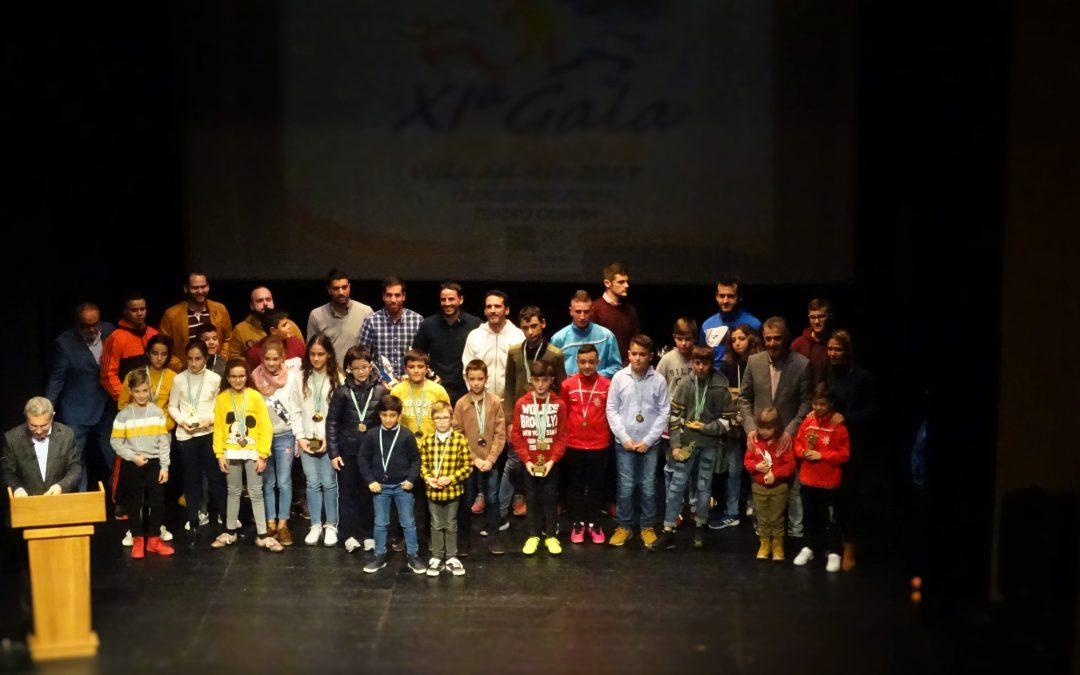 XI 'Gala del Deporte' de Villa del Río 1