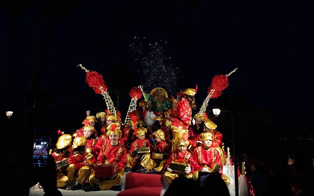 Cabalgata de Reyes Magos 1