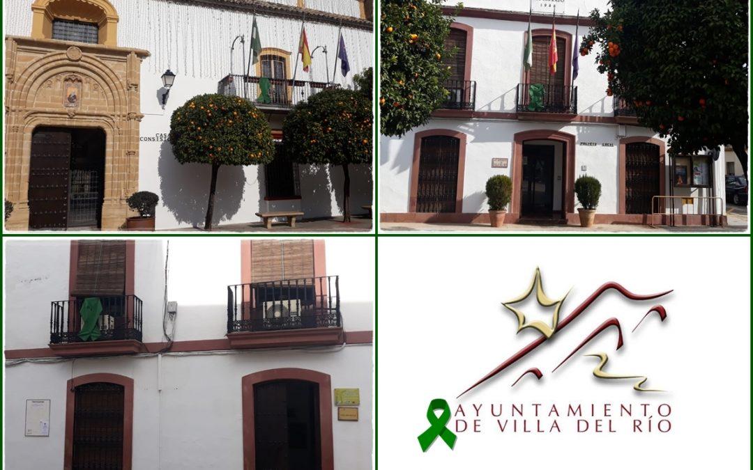 El Ayuntamiento de Villa del Río muestra su apoyo al sector del olivar 1