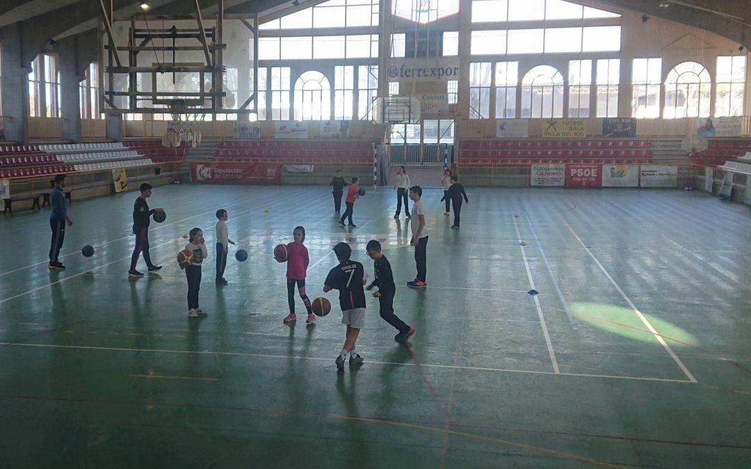 Escuela Municipal de Baloncesto 1