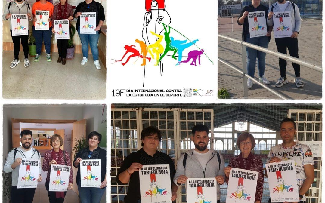 19F Día Internacional contra la lgtbifobia en el deporte 1