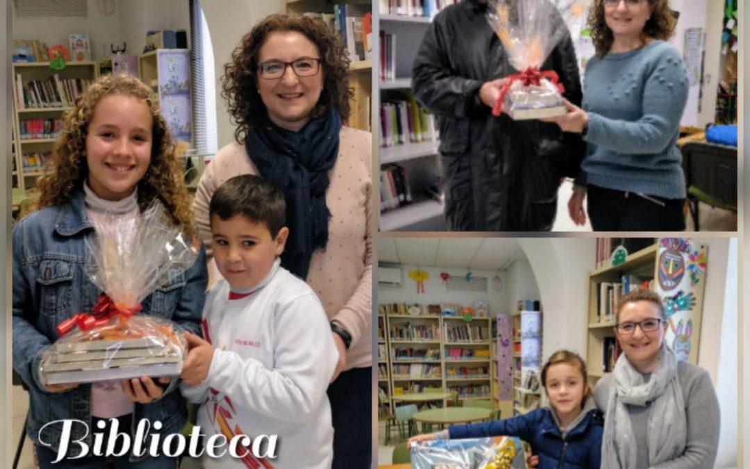 La iniciativa 'Esta Navidad tiene premio en la biblioteca' ¡Ya conoce a sus ganadores! 1