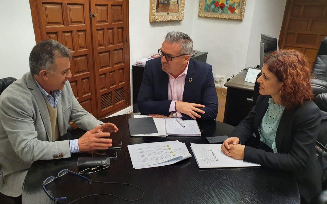 Diversos encuentros de trabajo con responsables de la Junta de Andalucía y Diputación de Córdoba avanzan nuevos proyectos para nuestro municipio 1