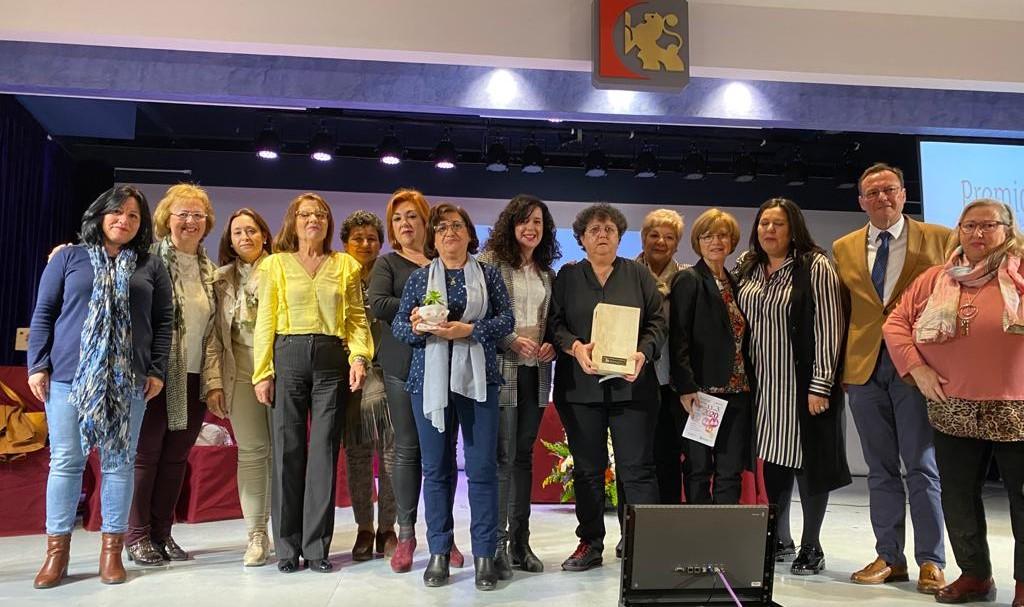 Premio Córdoba en Iguadad  1