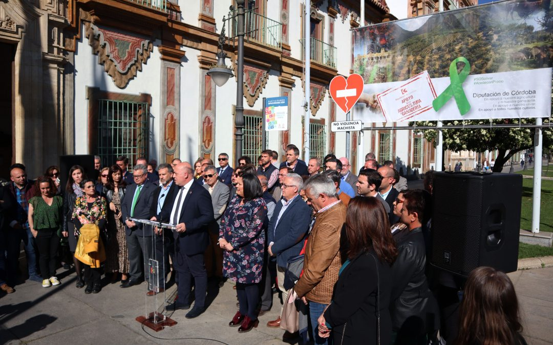El Ayuntamiento de Villa del Río respalda el manifiesto en apoyo al sector agrícola y ganadero aprobado por la Diputación de Córdoba 1