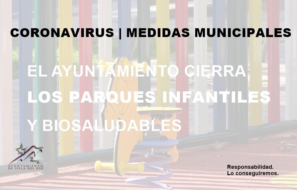 Coronavirus | Medidas Municipales
