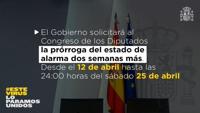 Coronavirus | Gobierno de España 1