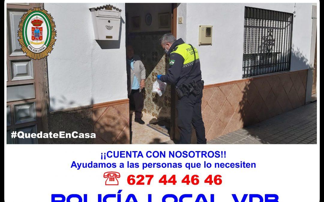 Coronavirus | Policía Local 1