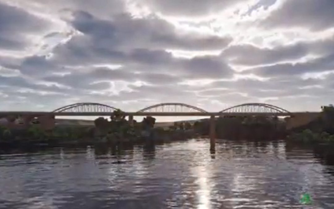 Proyecto de mejora y rehabilitación del puente de Hierro sobre el río Guadalquivir en la carretera A-3101 1
