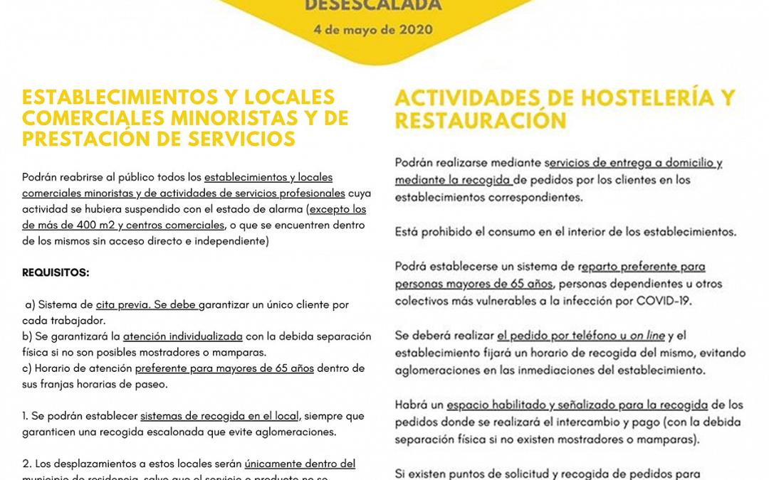 Coronavirus   Medidas Gobierno de España 1