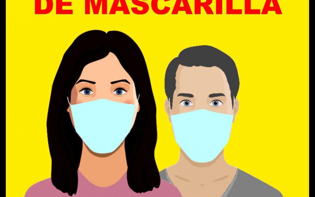 Uso Obligatorio de Mascarilla  1