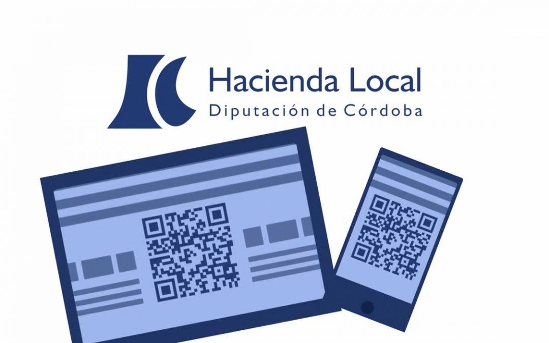 Hacienda Local implanta el código QR 1