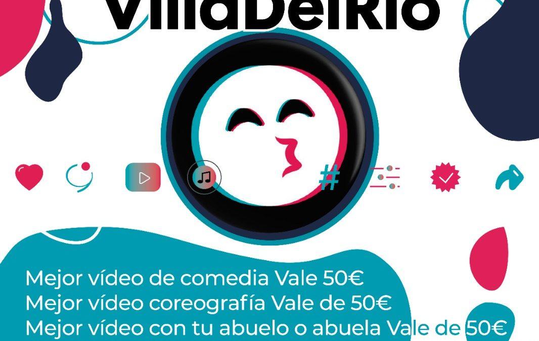 Concurso Tiktokeando en Villa del Río 1