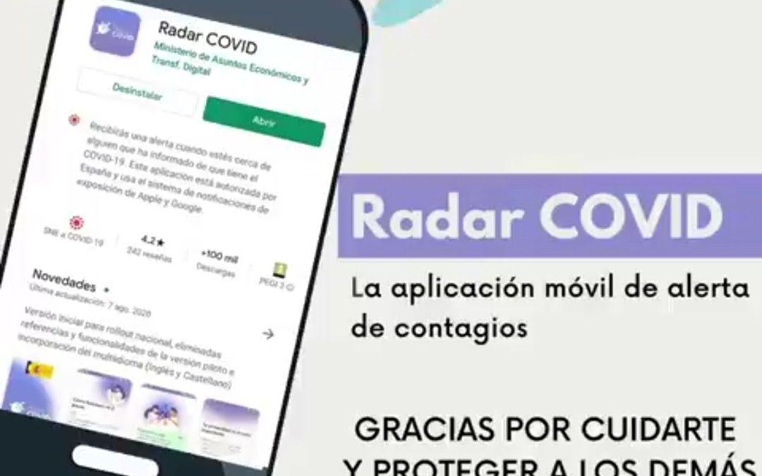 App RadarCovid 1