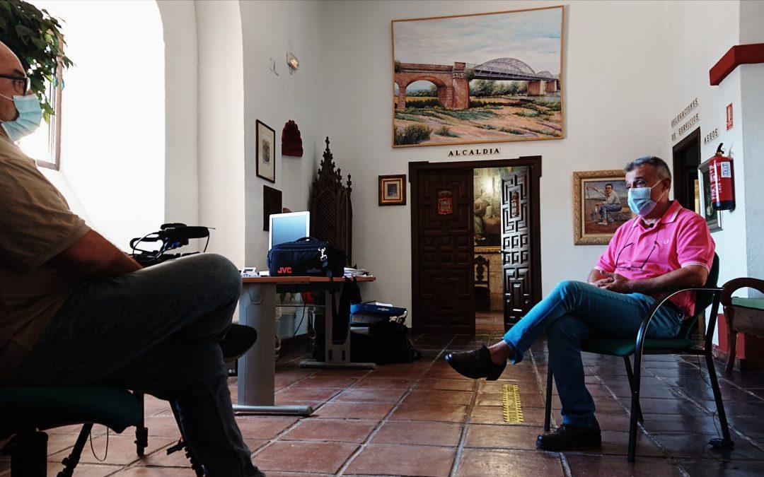 El Ayuntamiento de Villa del Río impulsa una campaña de apoyo al comercio y al sector del mueble tapizado 1