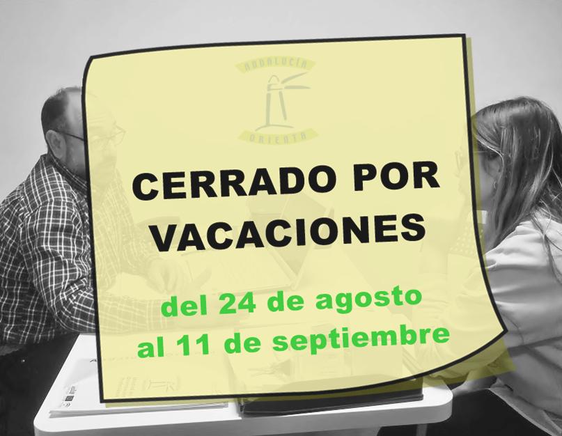 Servicio de orientación profesional 'Andalucía Orienta' 1