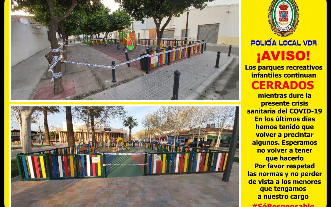Aviso Policia Local 1