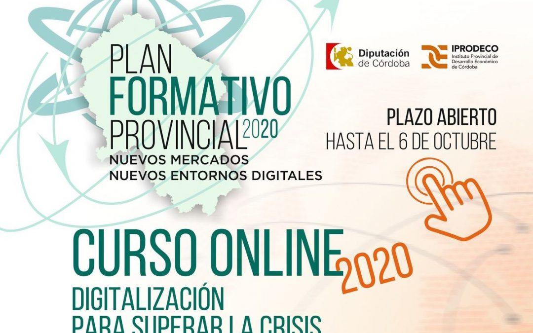 Plan Formativo Provincial 2020 1