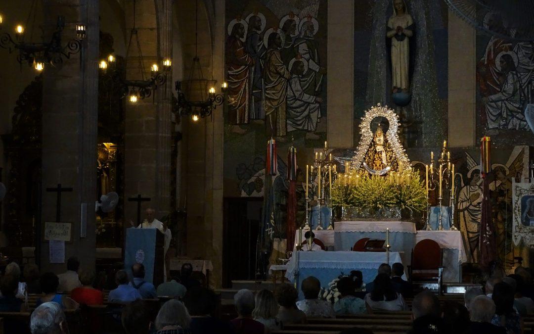Festividad de la Virgen 1