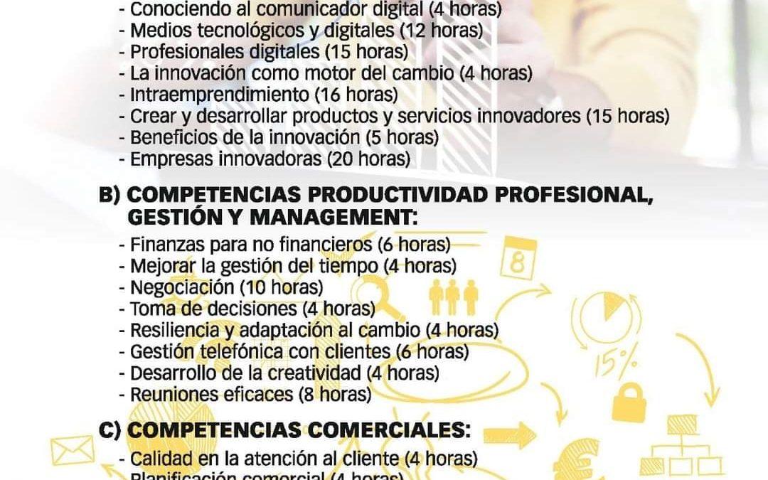 25 cursos online gratuitos para las pymes y autónomos de la provincia de Córdoba 1