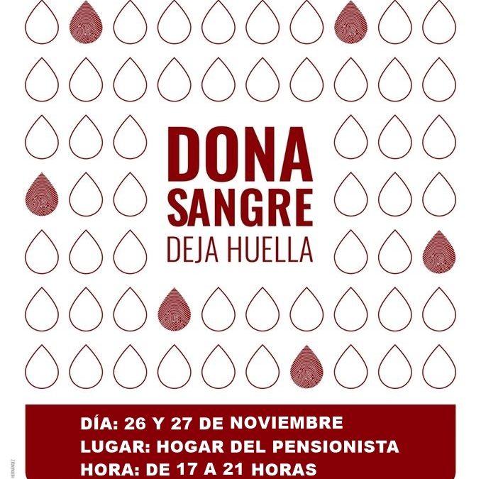 Bando | Donación de sangre 1