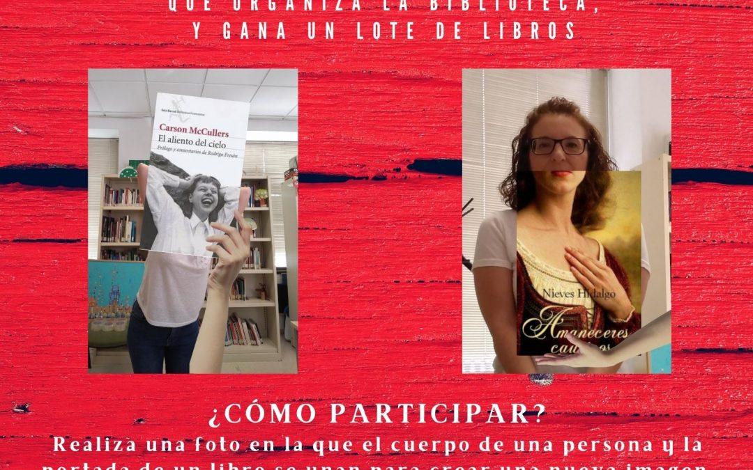Biblioteca Municipal | Concurso BookFace 1