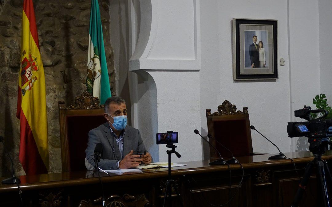 Emilio Monterroso exige a la Junta de Andalucía un plan específico para frenar la transmisión del Covid-19 en Villa del Río 1