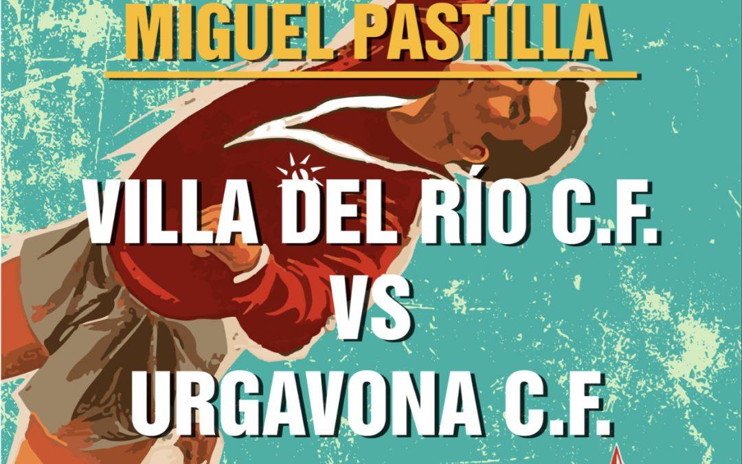 35º Trofeo 'Memorial Miguel Pastilla' 1