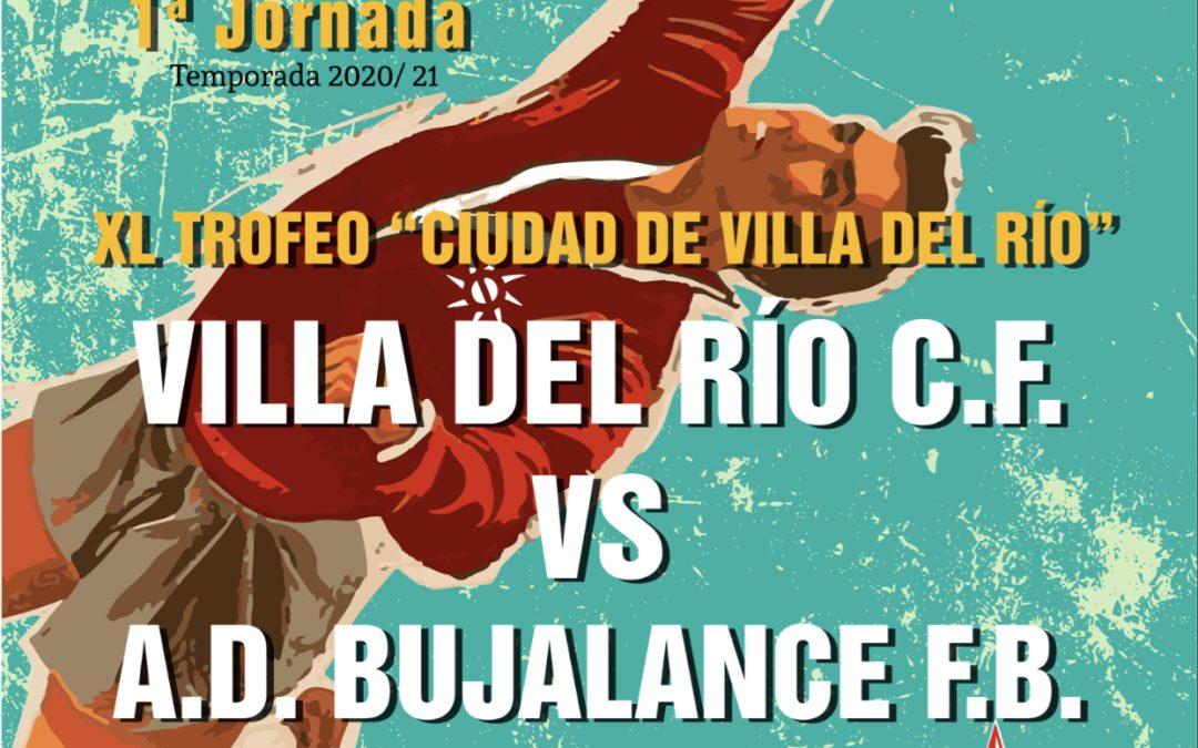 Comienza la liga para el Villa del Río CF 1