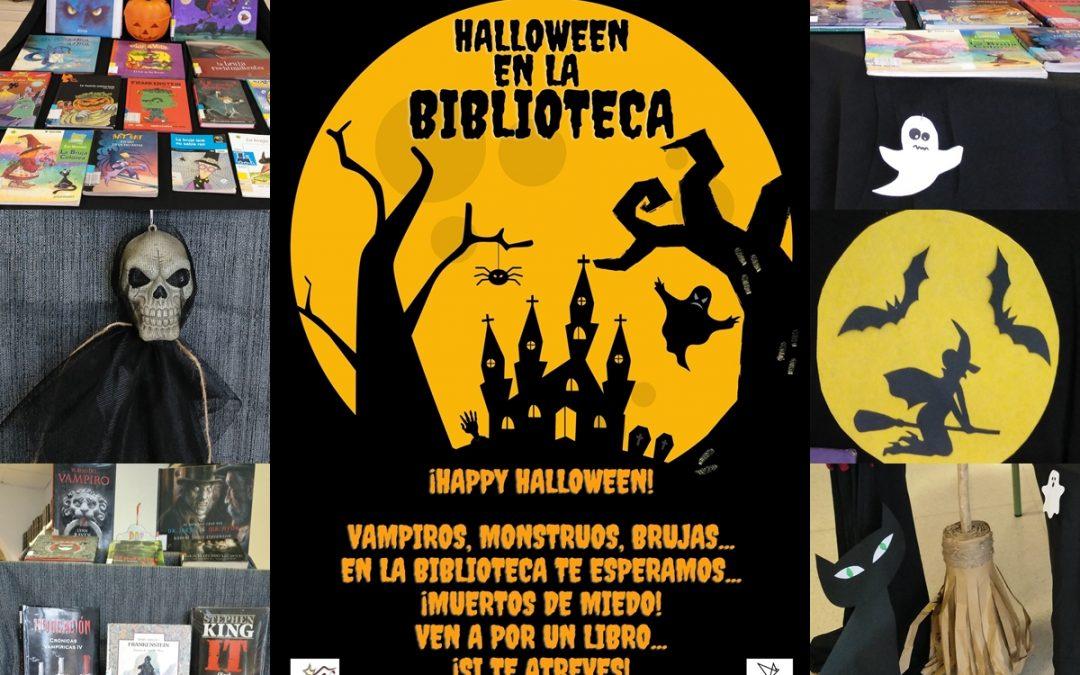 ¡Halloween en la Biblioteca! 1