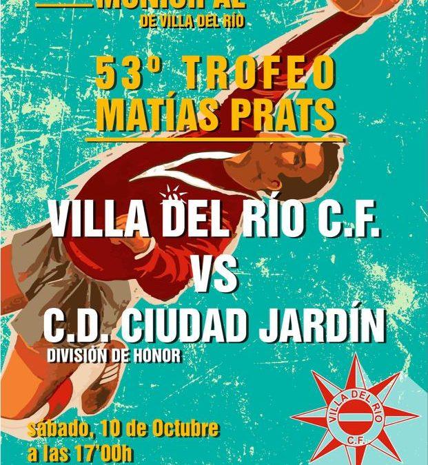 Trofeo Matías Prats 1
