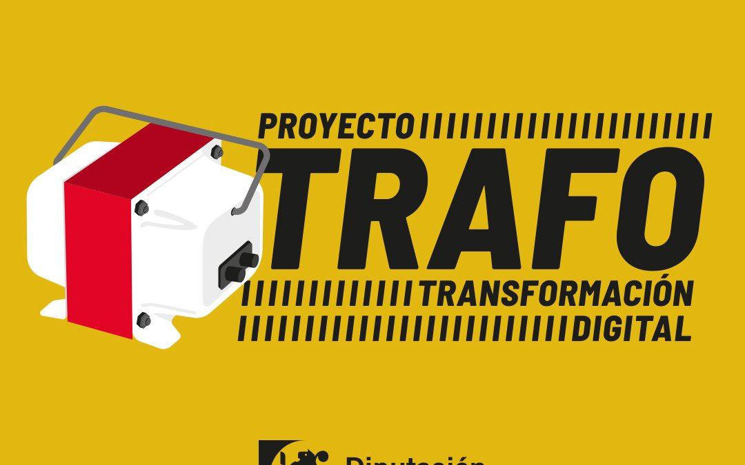 Formación | Proyecto de transformación digital 'Trafo' 1