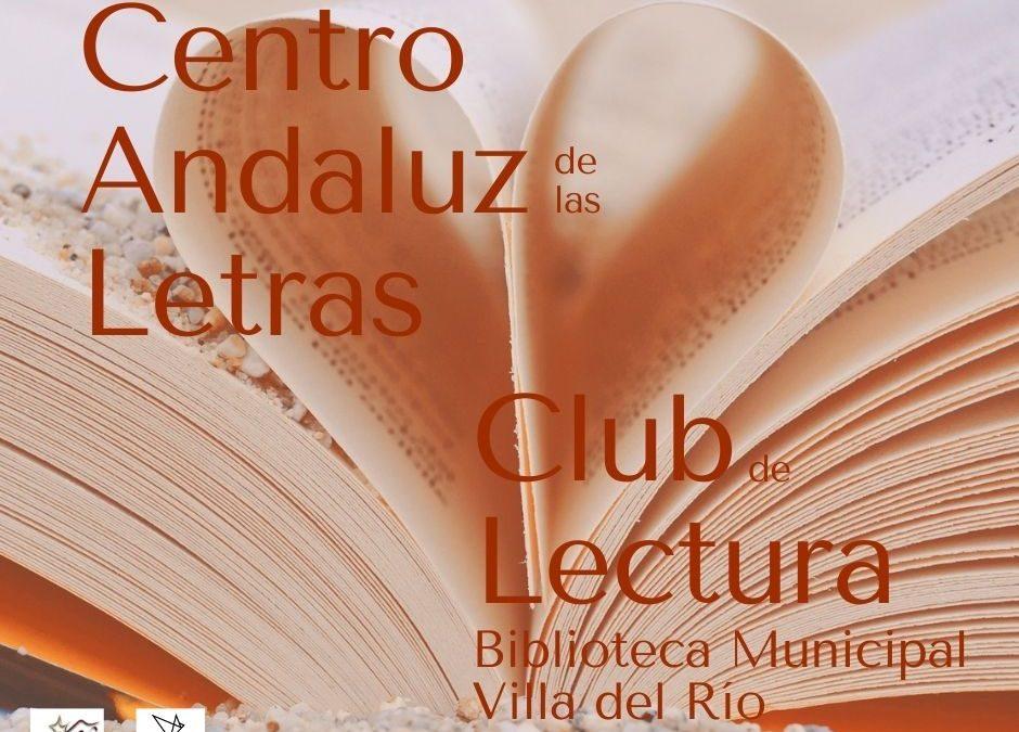 "El club de lectura ""Hipatia"" ha sido admitido en la Red Andaluza de clubes de lectura 1"