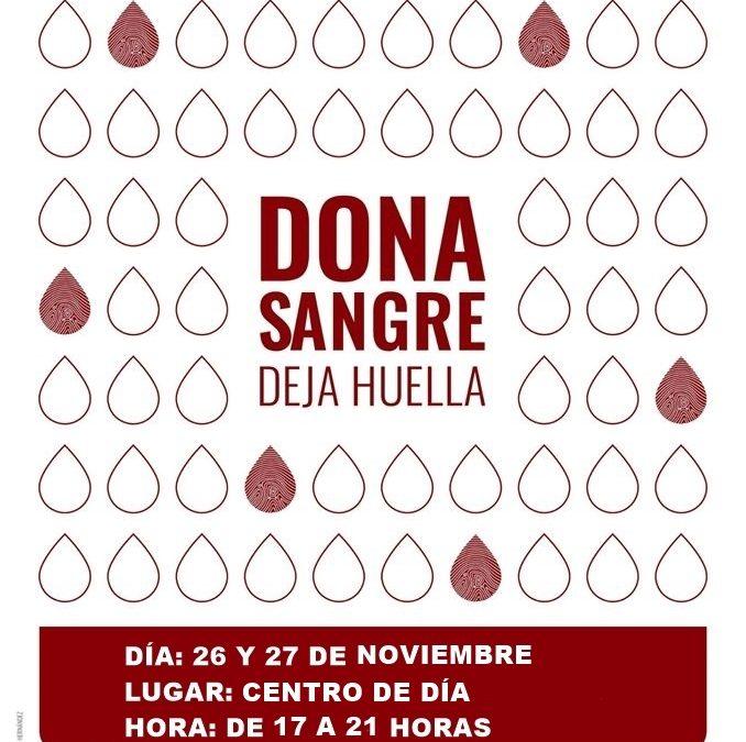 Donación de Sangre 1