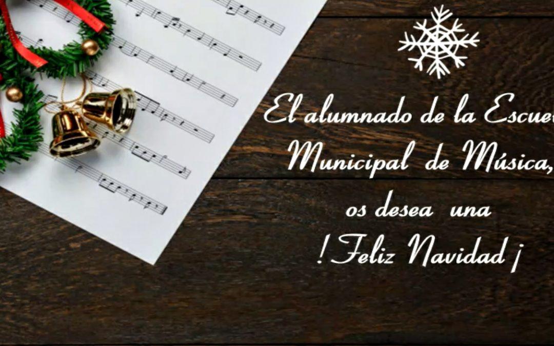 Escuela Municipal de Música y Danza de Villa de Río | Navidad 1