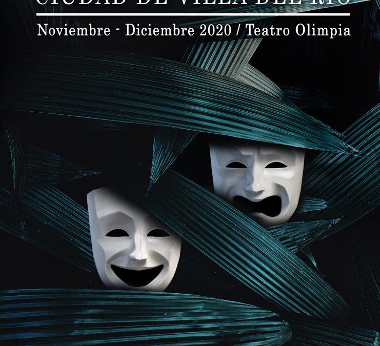 """Reanudación V Certamen Nacional de Teatro Aficionado """"Manuel Tirado"""" Ciudad de Villa del Río 1"""