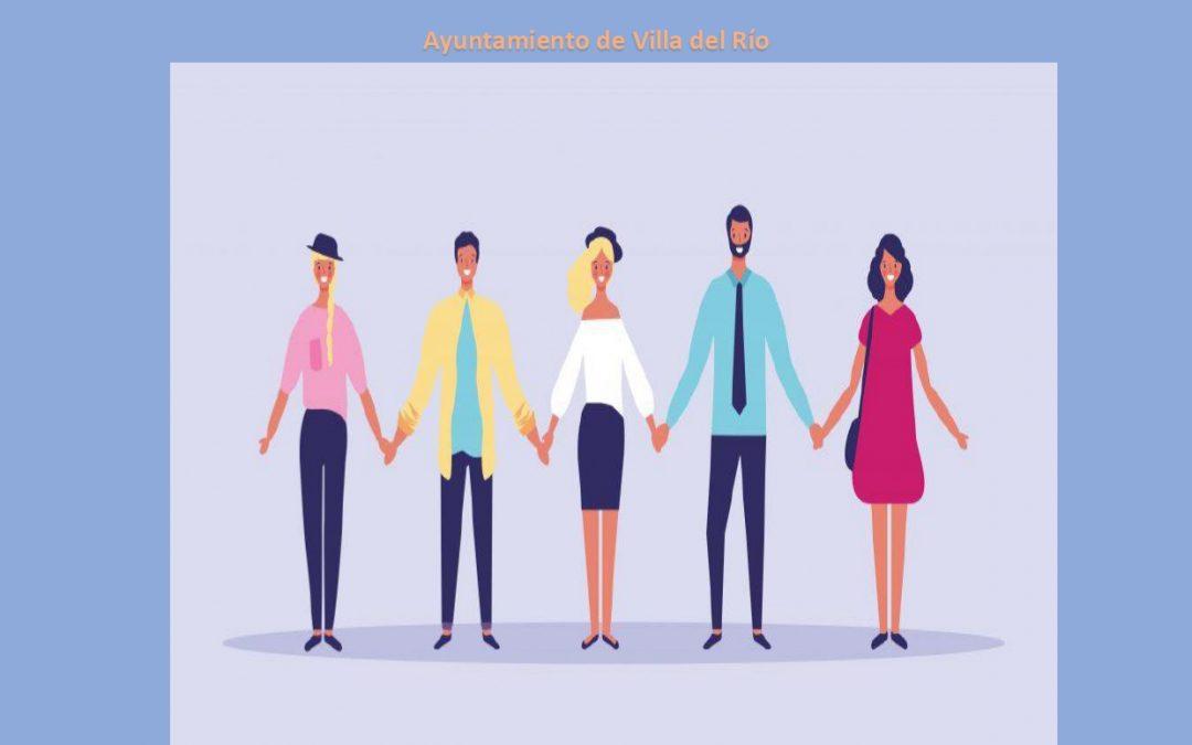 Concurso logotipo de la Concejalia de Igualdad del Ayuntamiento de Villa del Río 1