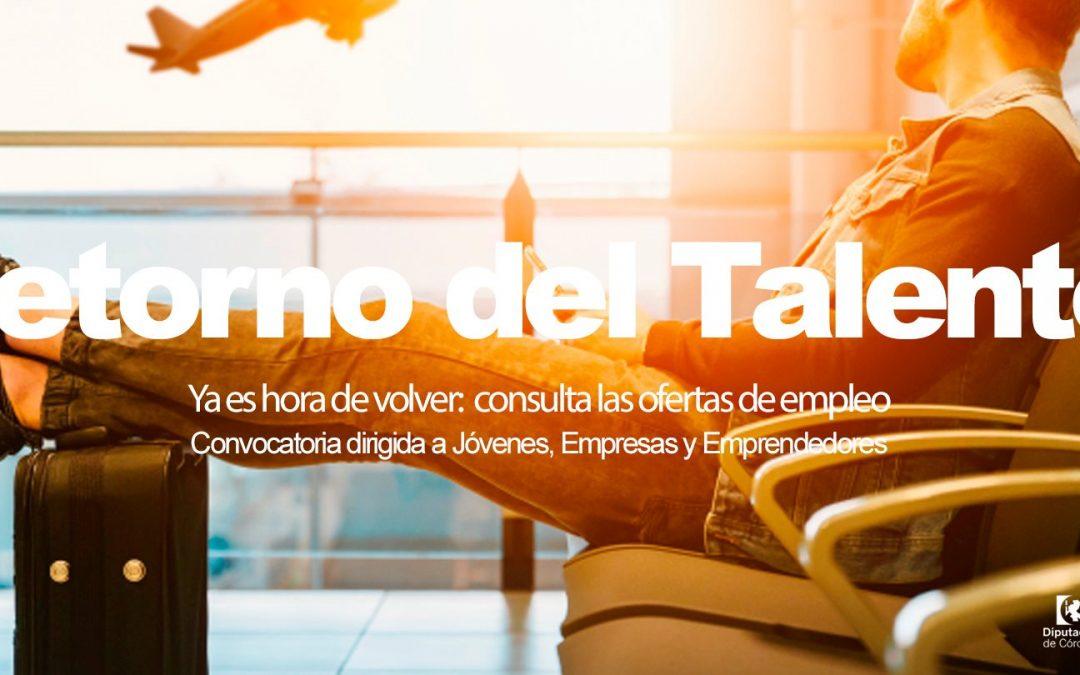 Programa 'Retorno del Talento a Córdoba' 1
