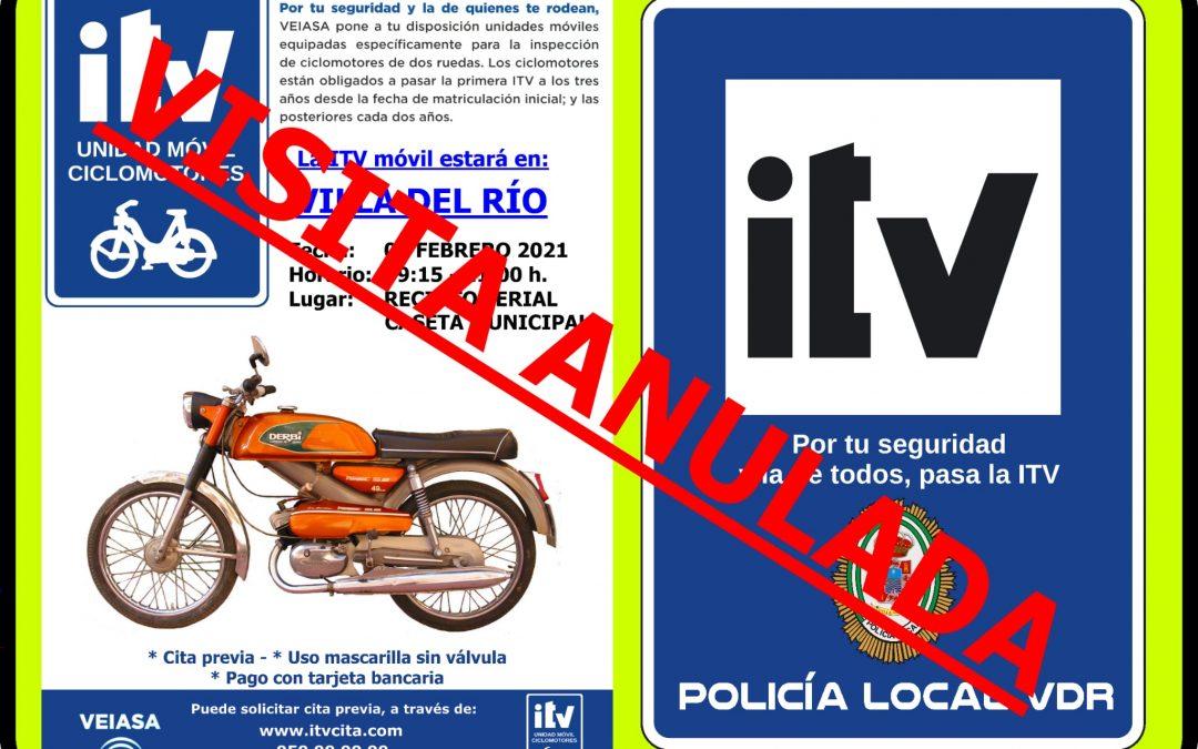 Policía Local   ITV Ciclomotores  1