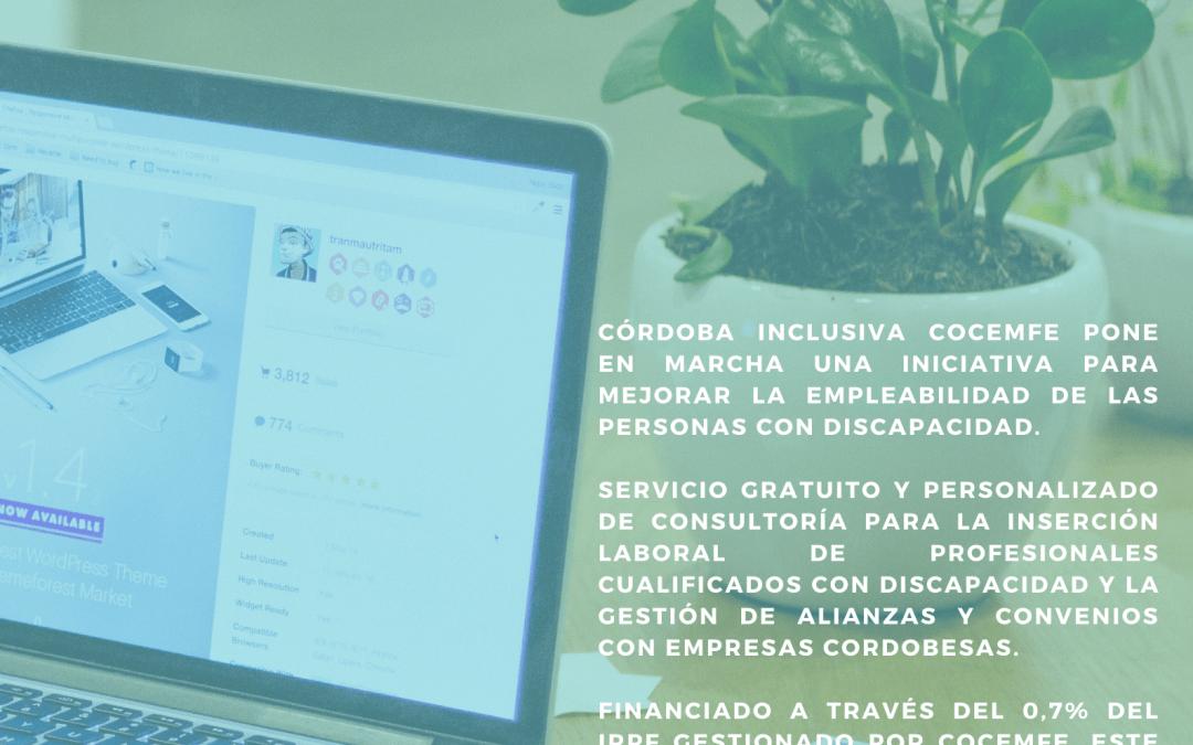 Programa de empleo 'Antenas de Empleo Inclusivo' 1