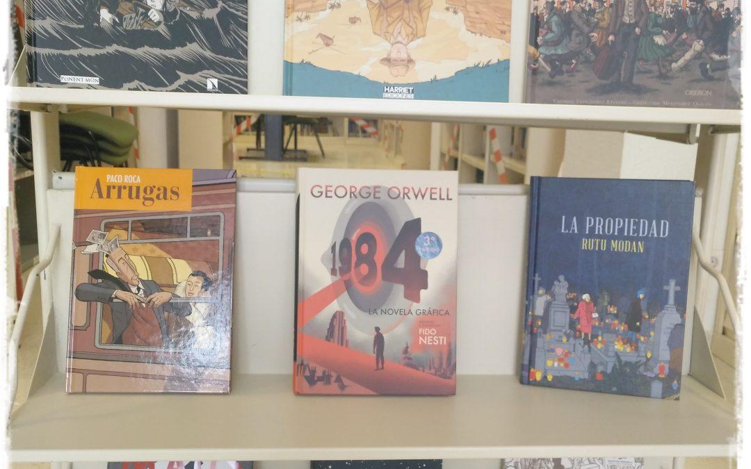 Novedades en la Biblioteca Municipal 1