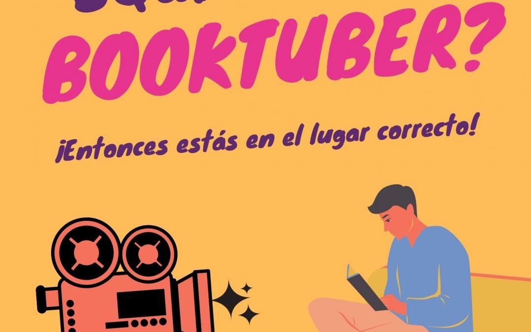 Actividades biblioteca: ¿Quieres ser BookTuber? 1