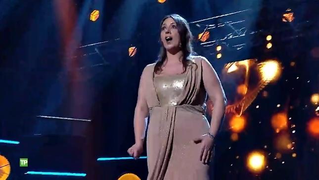 La soprano villarrense Conchi Martos participará en el programa 'Tierra de talentos' de Canal Sur 1