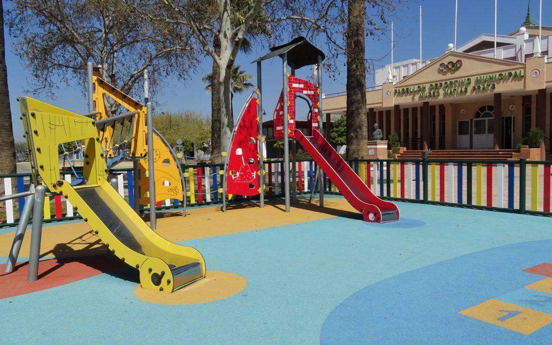 Reapertura de parques y zonas recreativas infantiles 1
